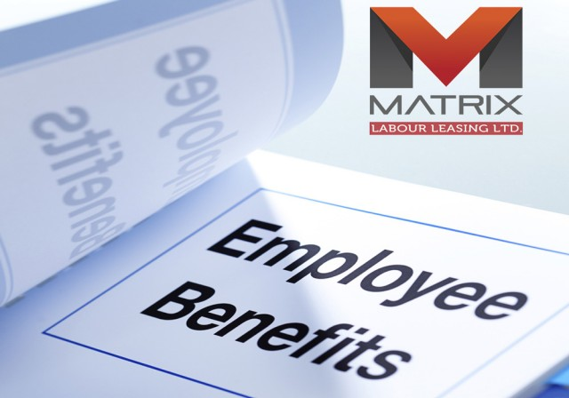 The Matrix Advantage:  Employee Benefits