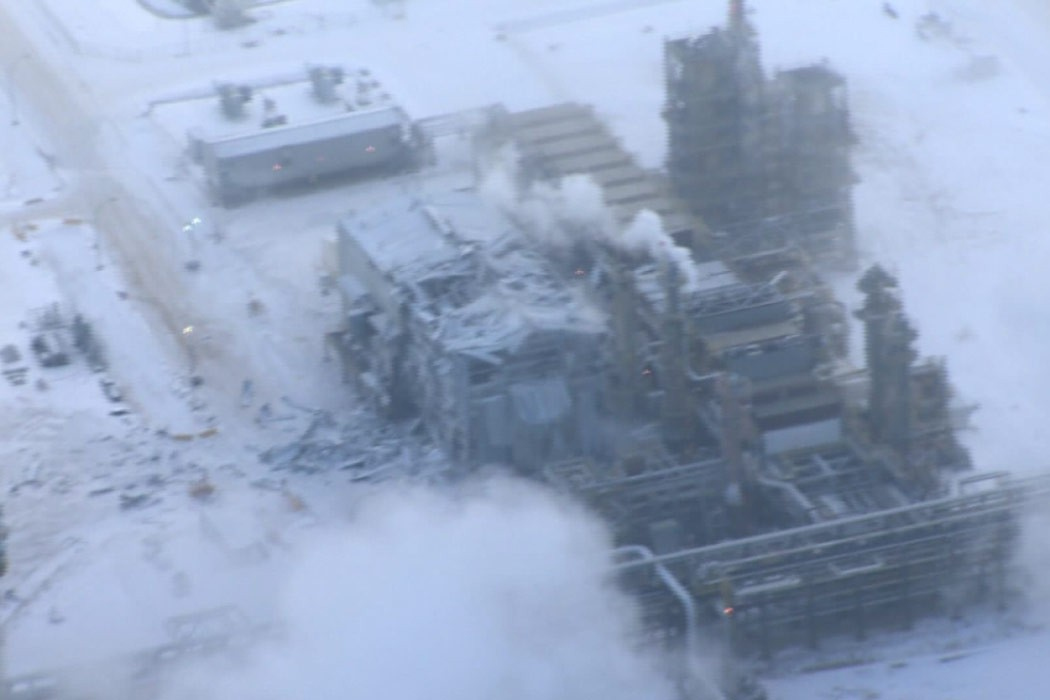 Workplace Safety Brought to Forefront After Fatal Nexen Explosion